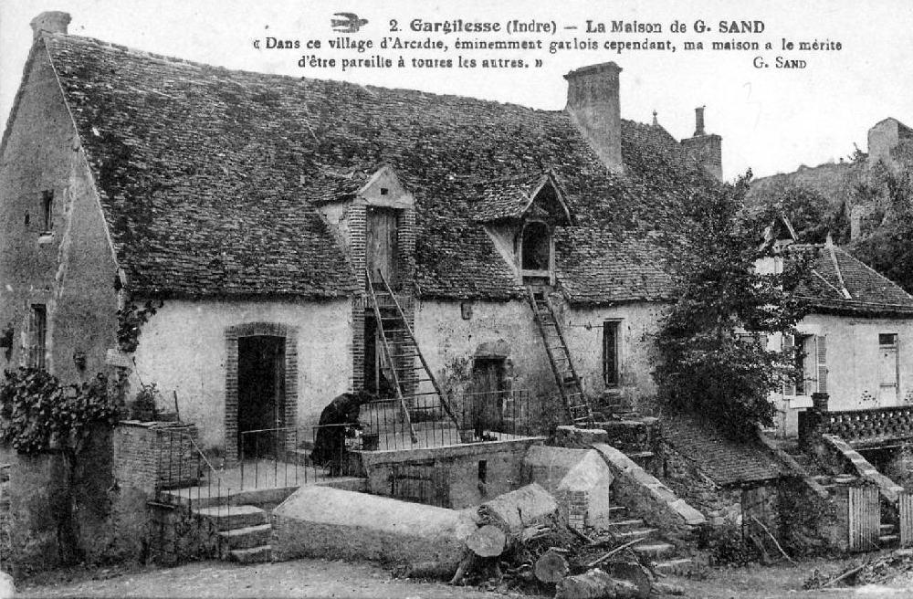 z80-Gargilesse-Maison de George Sand.jpg (179213 octets)